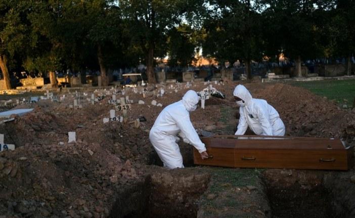 Brasil tem 29.314 mortes por Covid-19; casos da doença passam de 500 mil