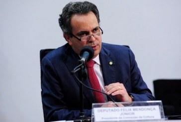 Deputado federal Félix Jr. afirma que está com coronavírus