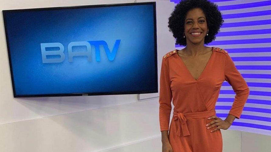 Apresentadora Luana Assis, da TV Bahia, testa positivo para covid-19; veja vídeo