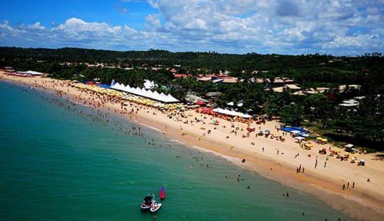 Prefeitura de Porto Seguro autoriza acesso a praias e abertura de hotéis no mês de Julho