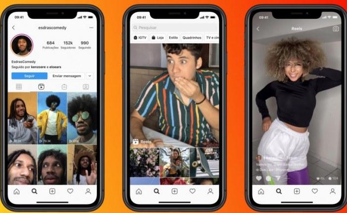 Instagram lança ferramenta de vídeos semelhante ao Tik Tok