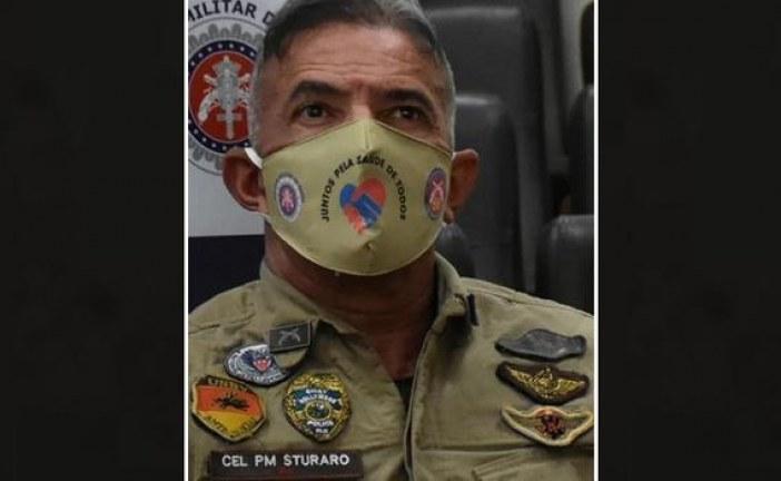 Preso em Lauro de Freitas o segundo envolvido em roubo de carro do coronel Humberto Sturaro