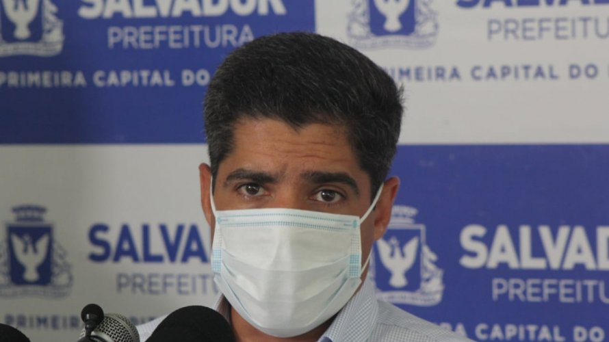 Prefeitura de Salvador prorroga decretos com restrições por mais sete dias