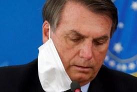 Bolsonaro está com sintomas de Covid-19 e aguarda resultado de exame