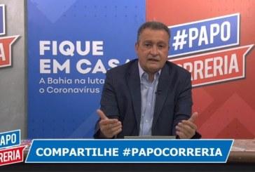 Rui anuncia que escolas só serão reabertas na Bahia após queda na taxa de ocupação em UTI