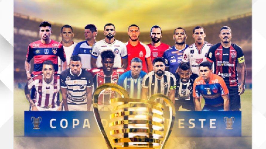 Copa do Nordeste: jogadores serão testados antes das partidas, que não terão torcida nos estádios