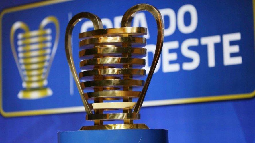 CBF divulga datas, horários e locais dos jogos da reta final da Copa do Nordeste