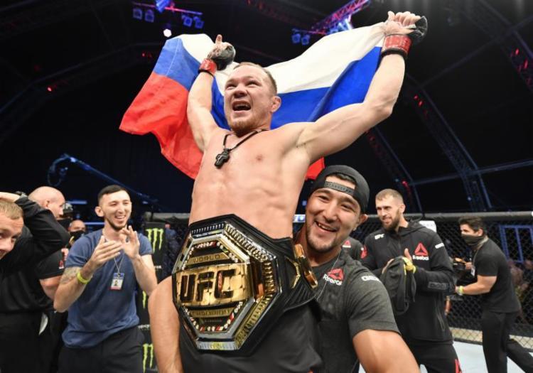 Petr Yan vence José Aldo e é o novo campeão peso-galo do UFC