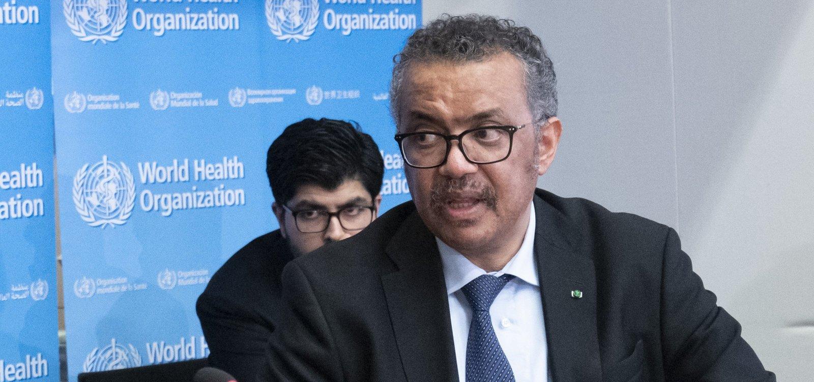 'Não haverá volta ao antigo normal no futuro próximo', diz diretor da OMS