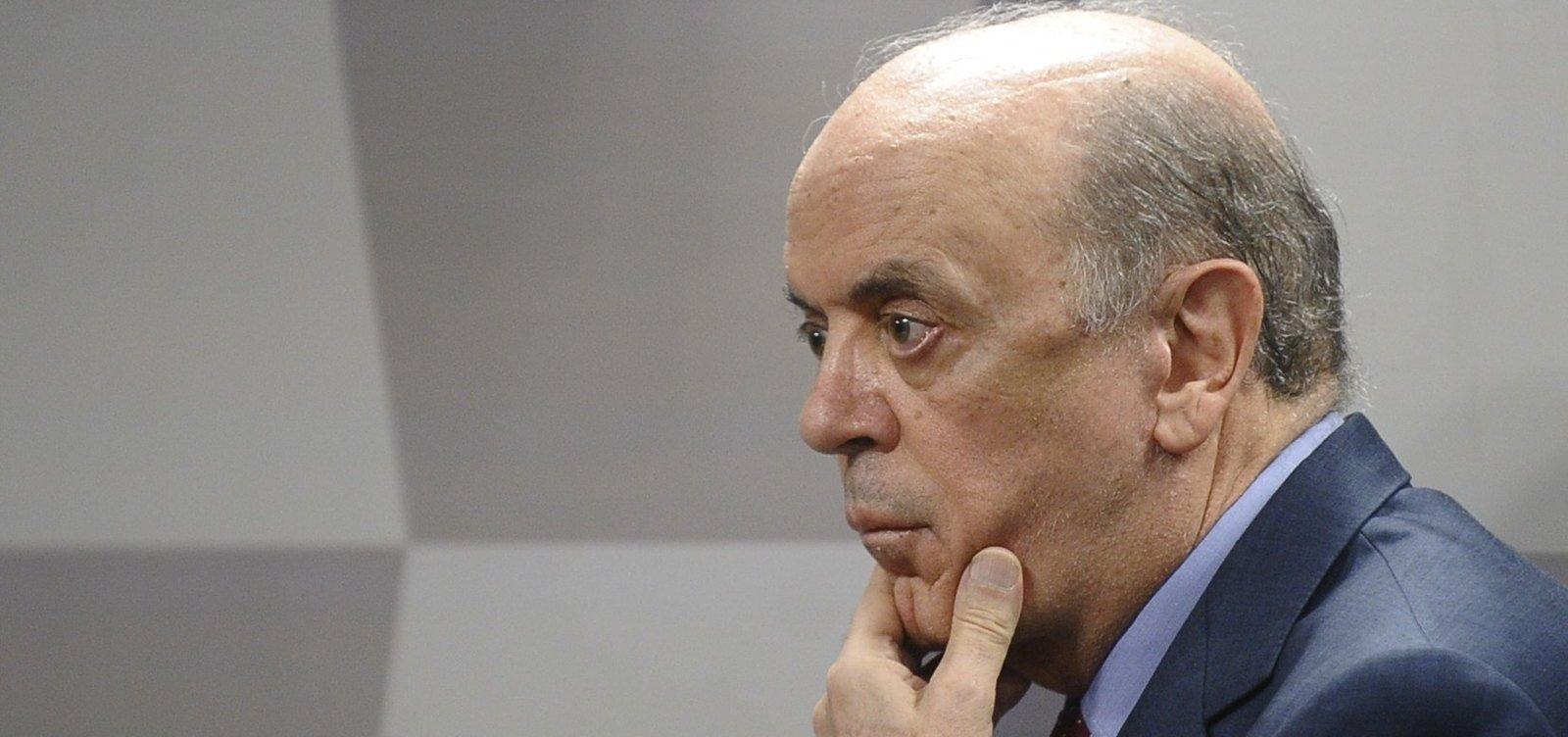 Lava Jato: PF cumpre novos mandados em ação que mira senador José Serra
