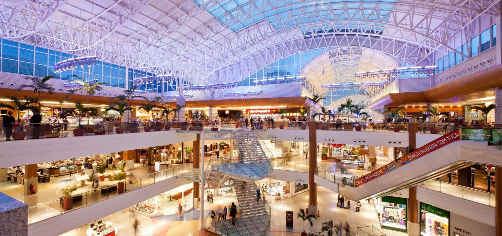Salvador: shoppings, lojas e templos religiosos reabrem nesta sexta, (24)