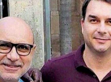 Dinheiro de ex-assessores de Flávio Bolsonaro duplicou créditos na conta de Queiroz