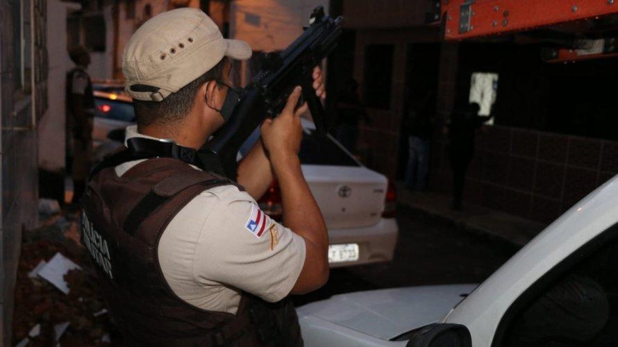Operação conjunta do MP e SSP é deflagrada para capturar traficantes e homicidas foragidos na Bahia