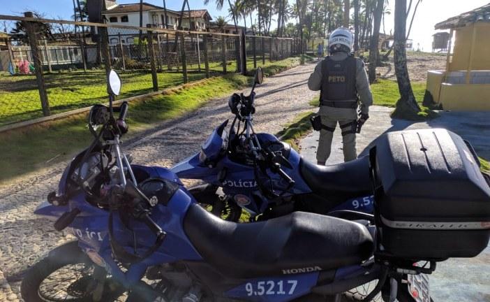 52ª CIPM de Lauro de Freitas atua na linha frente também contra o Coronavírus