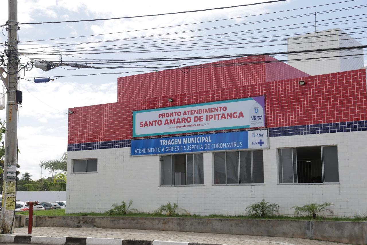 PA Santo Amaro de Ipitanga realizou mais de 7 mil atendimentos em três meses