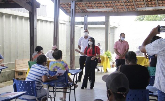 Carreta da saúde leva testagem para detectar covid-19 a Capiarara e Vilas do Atlântico