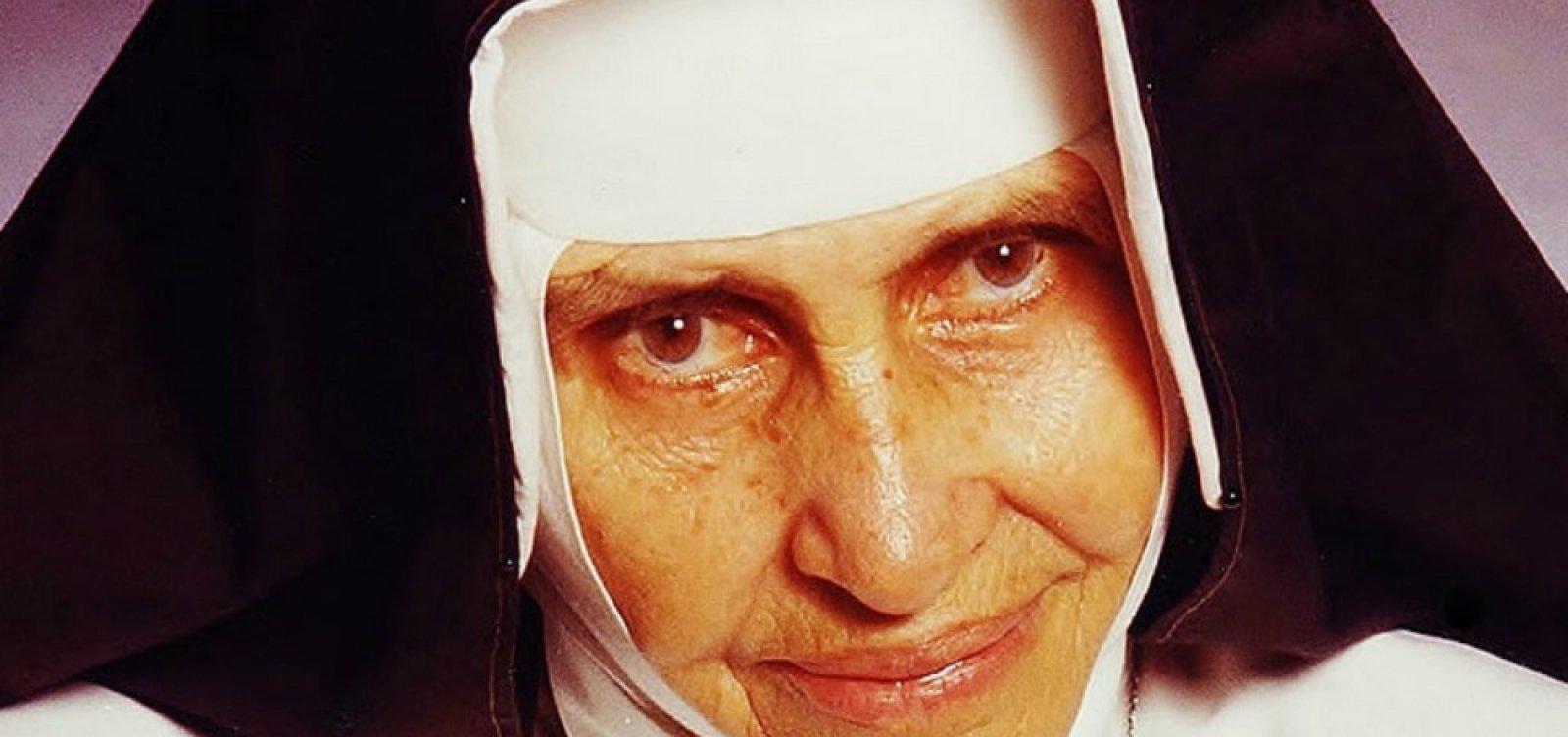 Documentário sobre Santa Dulce é lançado nesta terça