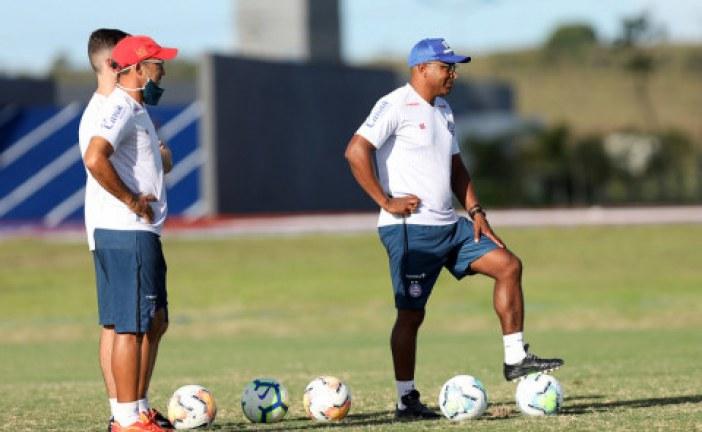 Pressionado, Bahia encara o Coritiba em estreia na Série A de 2020