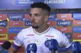 Após derrota para o Ceará, Flávio pede para torcida continuar acreditando no título
