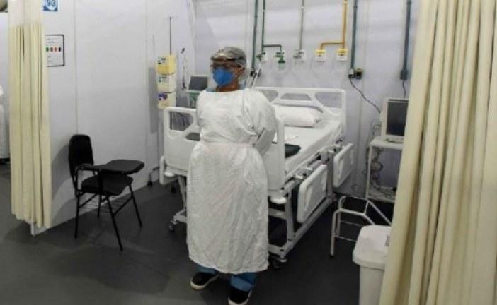 Taxa de ocupação em Salvador tem quarto dia em patamar da fase três
