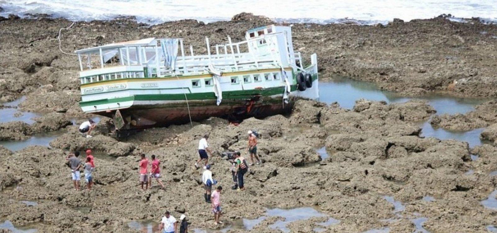 Justiça condena dono e empresa de lancha que naufragou na Baía de Todos-os-Santos