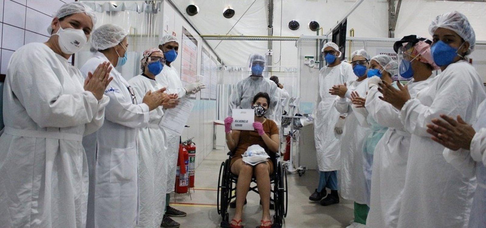 OMS: estabilização da pandemia no Brasil dá 'impressão que as coisas estão melhorando'