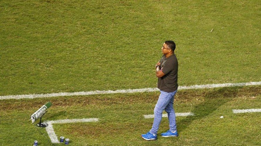 """Após derrota para o Ceará, Roger Machado afirma: """"Perder na final nunca é bom"""""""
