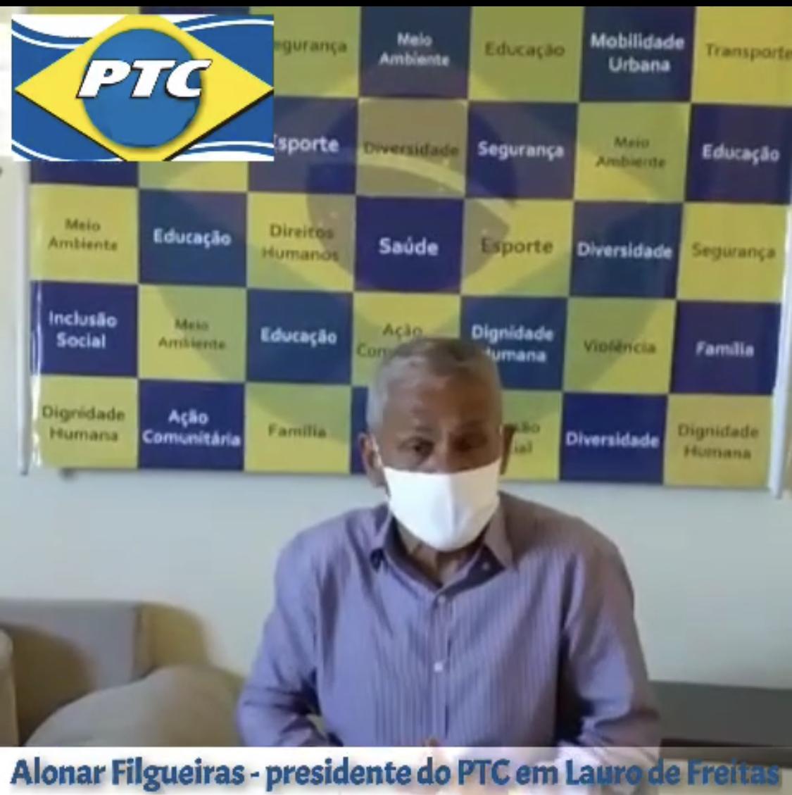 PTC de Lauro de Freitas lançará candidatos ao legislativo