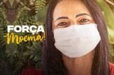 Diretório Estadual do PT e a Secretaria de Mulheres do PT/BA se solidarizam com a prefeita Moema Gramacho, que testou positivo para a Covid-19