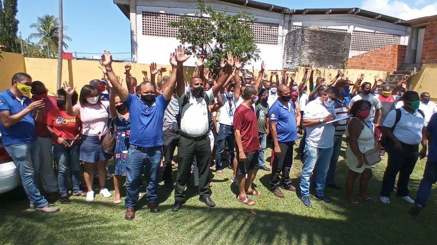 Rodoviários metropolitanos aprovam greve por tempo indeterminado a partir da quinta-feira (24)