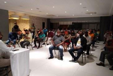 Avante de Lauro de Freitas reúne-se com seus pré-candidatos para tratar sobre a convenção do dia 13/09