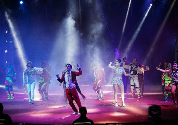 Circos recebem liberação da Prefeitura para funcionar em Salvador