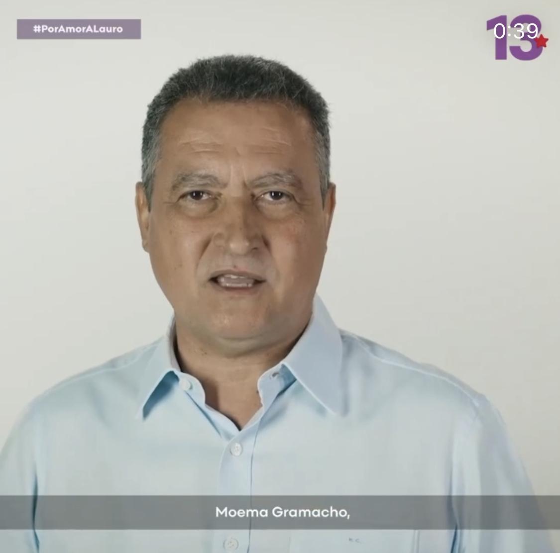 Rui Costa reafirma apoio a Moema Gramacho em Lauro de Freitas