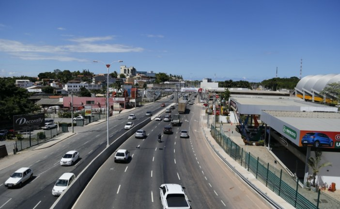 Requalificação da Estrada do Coco em Lauro de Freitas começa nesta quarta, 04