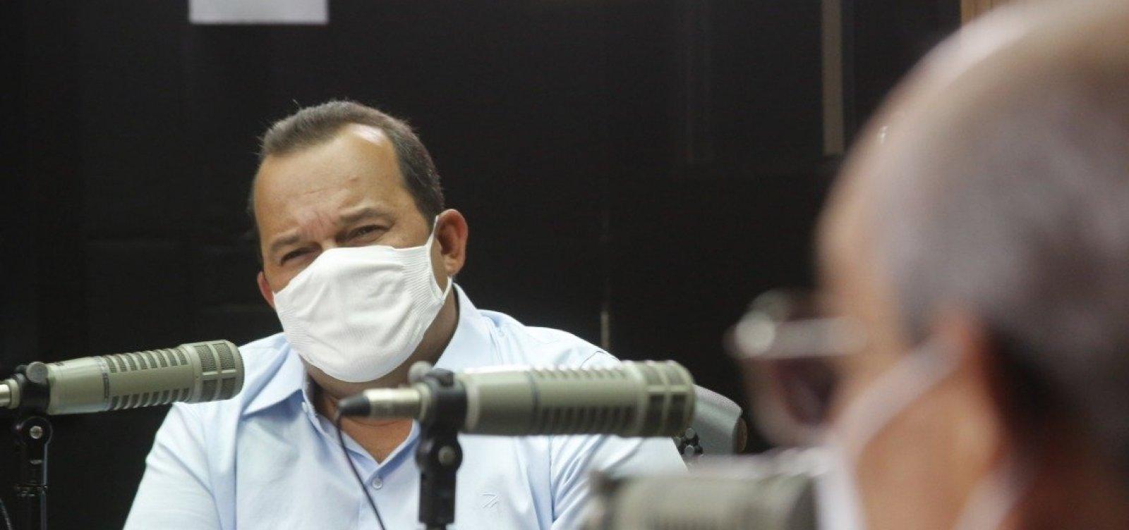 Divisão da base de Rui 'favoreceu Bruno Reis', avalia Geraldo Júnior