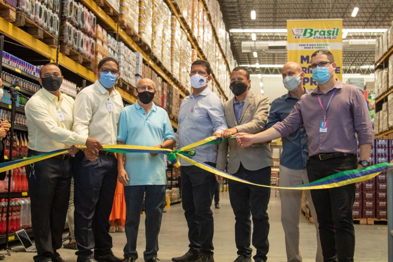 Com investimento de R20 milhões, grupo mineiro inaugura loja em Lauro de Freitas