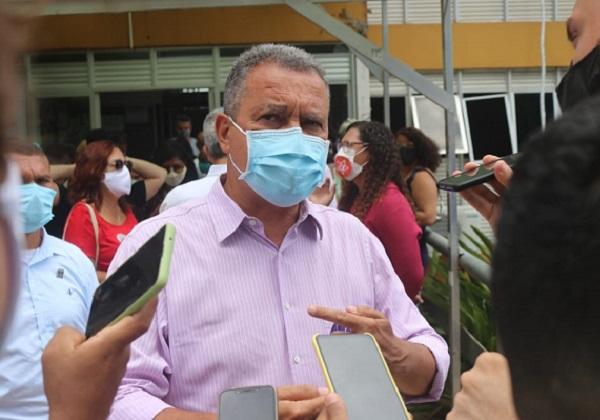 Rui: governo baiano pode ingressar no STF para garantir vacinação contra coronavírus