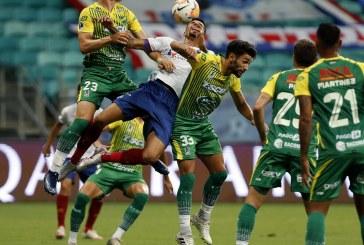 Bahia perde por 3 a 2 para o Defensa y Justicia e se complica na Sul-Americana