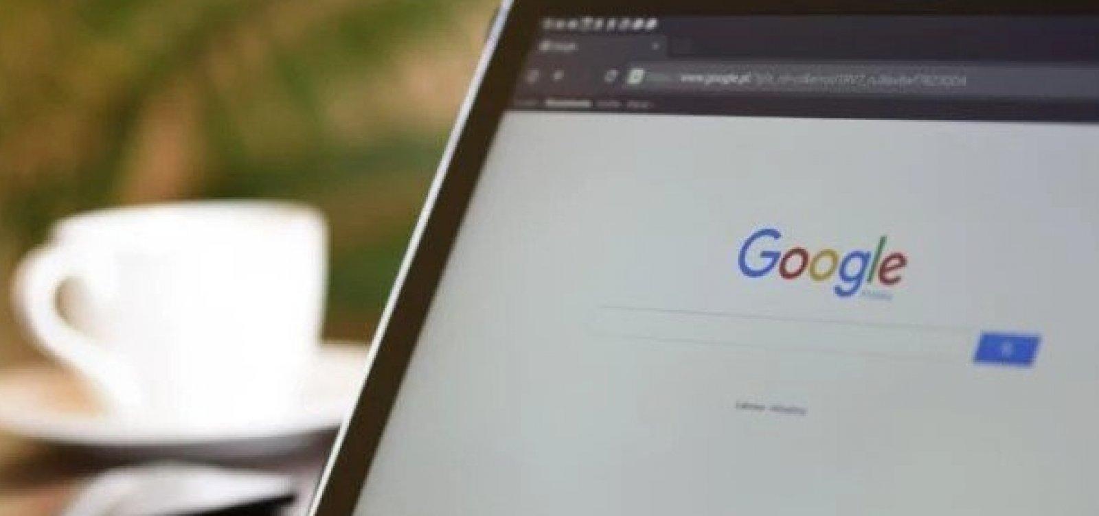 Serviços do Google e Youtube apresentam instabilidade