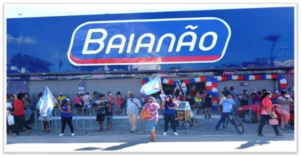 Baianão Móveis e Eletros inaugura nova loja em Lauro de Freitas