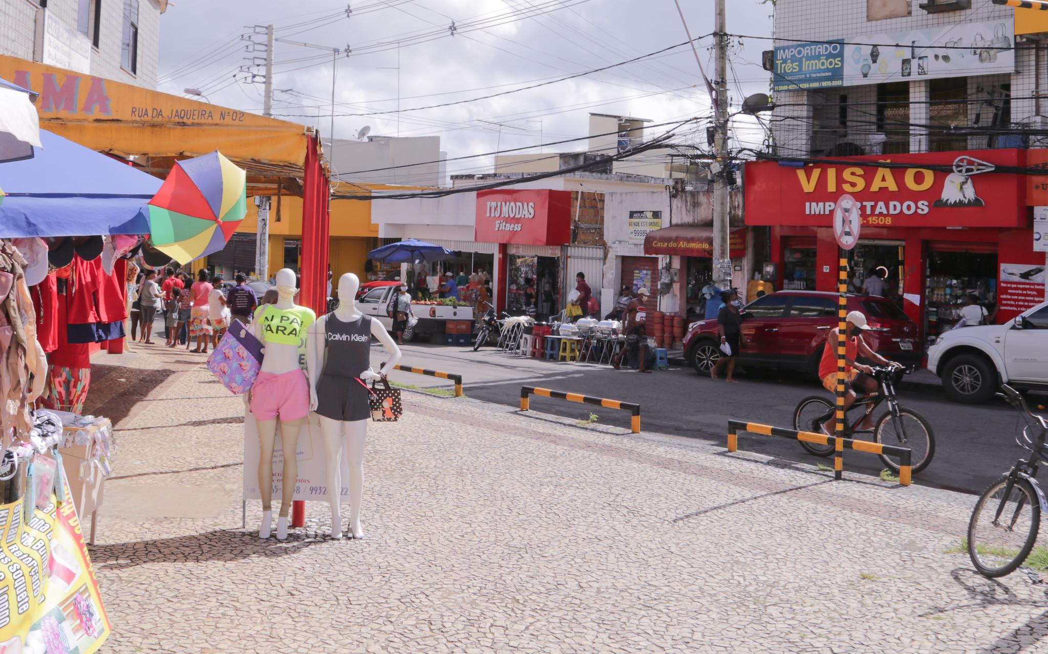 Prefeitura de Lauro de Freitas publica novo protocolo de funcionamento dos shoppings, comércio e barracas de praia