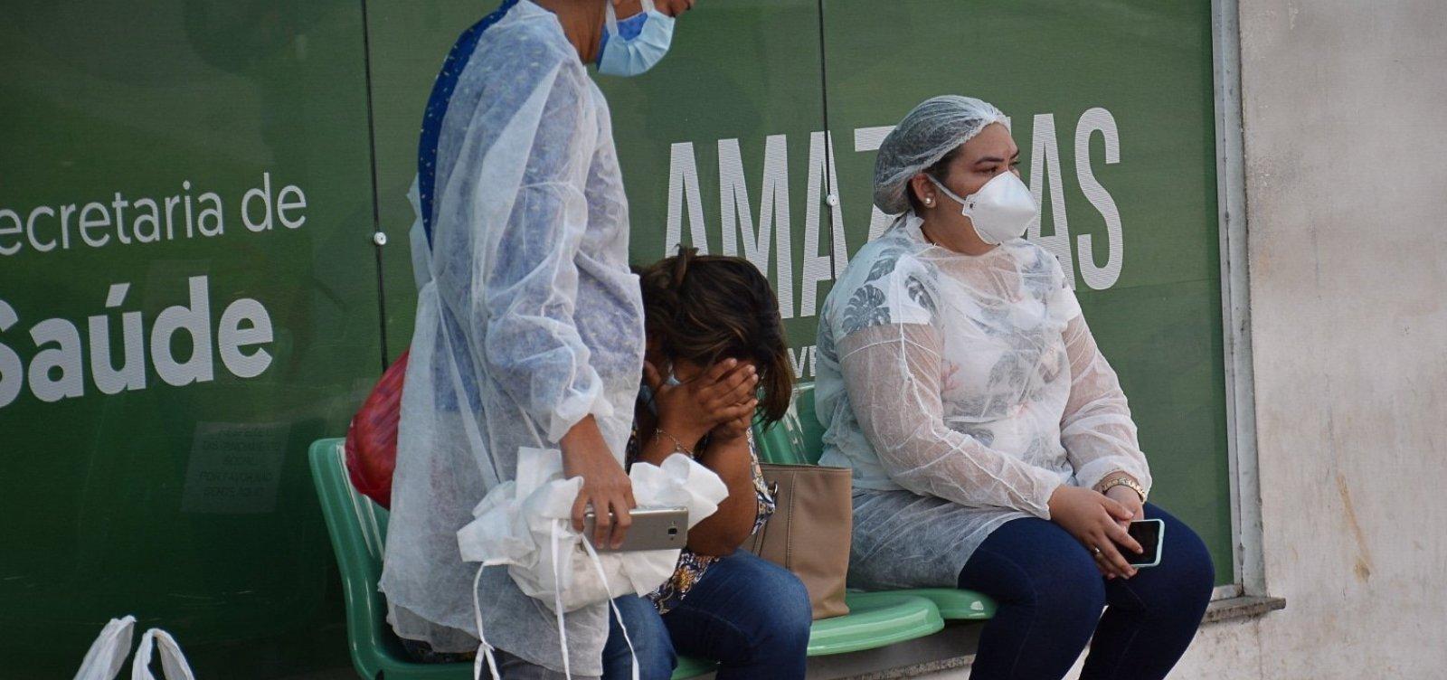 Governo Bolsonaro ignorou série de alertas sobre falta de oxigênio em Manaus