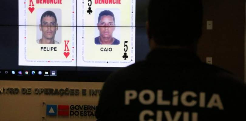 Primos entram para Baralho do Crime acusados de atentado em Jaguaribe