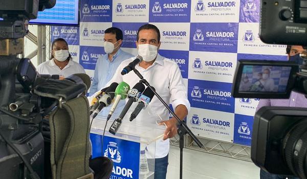 Plano de imunização contra a Covid-19 em Salvador será por grupos; veja em qual você se encaixa