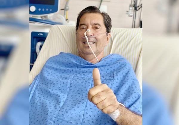Após quase 3 meses internado com covid-19, morre Maguito Vilela, prefeito de Goiânia