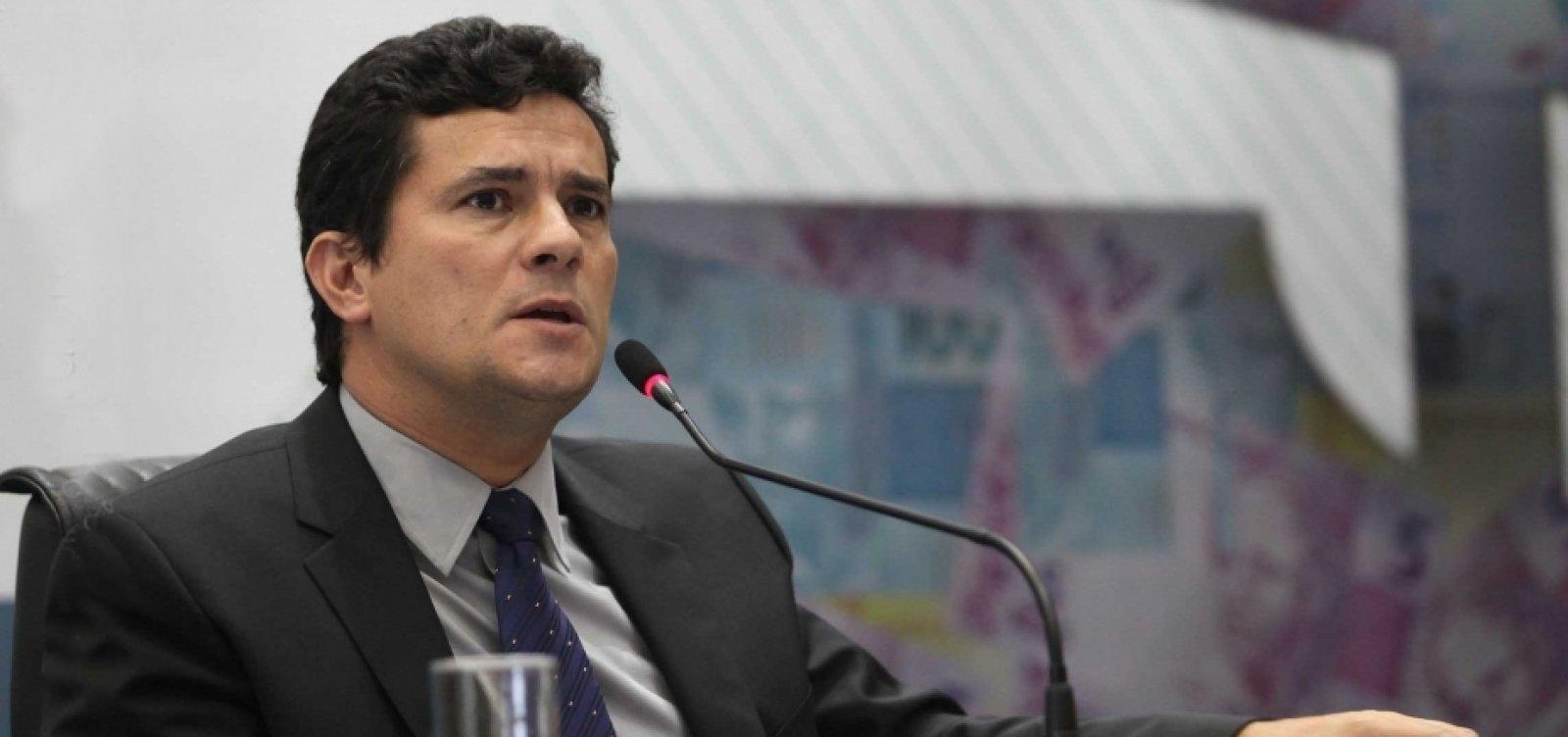 Sigilo é retirado e conversas de Moro com promotores da Lava Jato são divulgadas