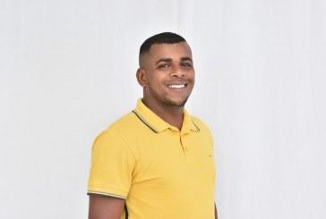 Fábio Carvalho, suplente de vereador, o grande aniversariante do dia. Parabéns!