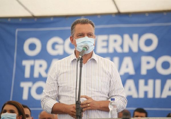 Temendo colapso, Rui Costa anuncia ampliação do toque de recolher na Bahia