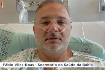 Fábio Vilas-Boas é transferido para UTI após piora de quadro clínico
