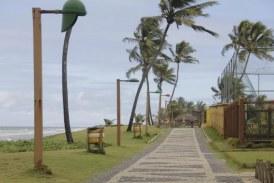 Praias em Salvador, Mata de São João e Lauro de Freitas são fechadas a partir desta quarta